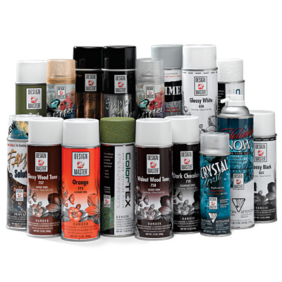 Spray Paints From Rose Brand