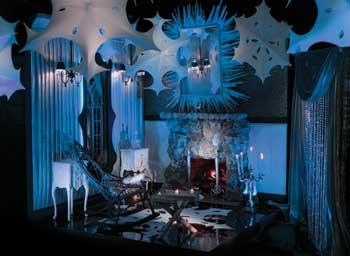 Elektra's Sitting Room Snow-Palace-Centerfold