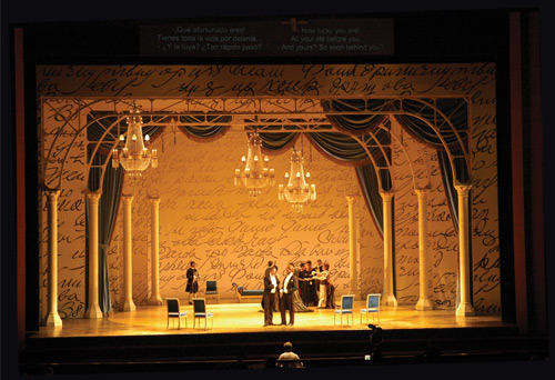 Anna Karenina, stage production