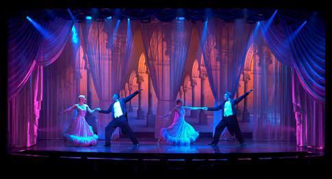 Rose Brand Ballroom Fever Royal Caribbean International