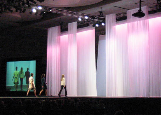 Rose Brand: Handweavers Guild of America Fashion Show Project