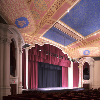 paramount theatre in middletown ny cinema treasures
