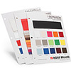 Rose Brand Banjo Cloth Color Swatch Card